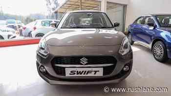Top 5 Best Selling Cars In India For 4 Yrs - Maruti Swift, Baleno, WagonR, Alto, Dzire - RushLane