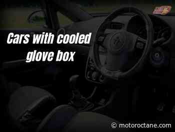 Cars with cooled glovebox - MotorOctane