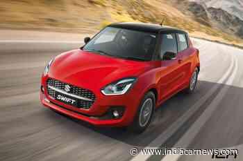 Maruti Swift, Baleno, WagonR, Alto, Dzire – Top 5 Selling Cars Since 2017-18 - India Car News