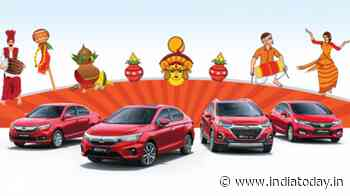 April 2021 festivities: Offers up to Rs 38,800 on Honda cars - India Today