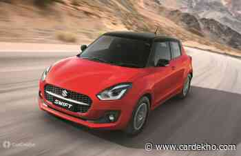 Top 10 Selling Cars Of March 2021 - Maruti Swift Continues To Be The Best Seller - CarDekho