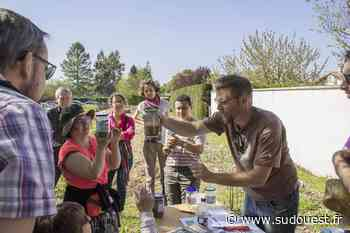 Saint-Pierre-du-Mont : un atelier pour découvrir les méthodes naturelles de jardinage - Sud Ouest