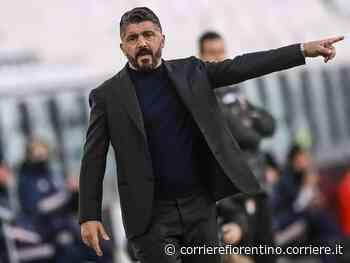 Fiorentina, il tweet di Moggi: «Gattuso lascerà il Napoli per andare in viola» - Corriere Fiorentino