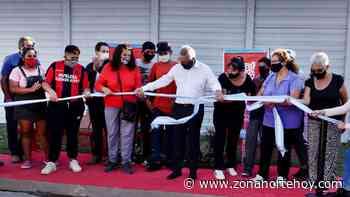 Julio Zamora inauguró una nueva senda aeróbica en General Pacheco - zonanortehoy.com