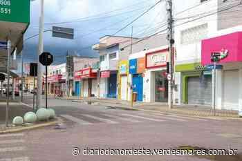 Após lockdown rígido e barreiras sanitárias, Tauá alcança menor média móvel de casos em 2021 - Região - Diário do Nordeste