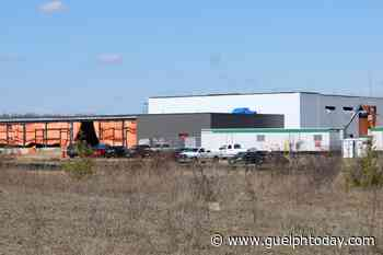 Huge poultry vaccine plant under construction just north of Guelph - GuelphToday