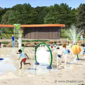 Work on new splash pad, washrooms for south Guelph park begins next week - Toronto Star