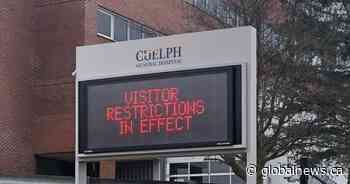 COVID-19: Guelph hospital ramping down elective surgeries, increasing ICU capacity - Global News