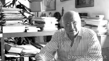 """Napoli, Alessandro Scippa: """"La vita di Maurizio Valenzi in un film"""" - La Repubblica"""
