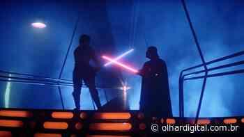 """'Star Wars': como vai funcionar o sabre de luz """"real"""" da Disney - Olhar Digital"""