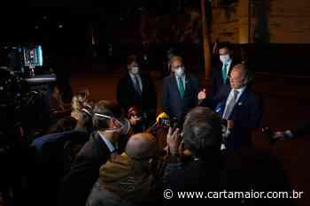 Um jantar à luz da autocracia burguesa - Carta Maior