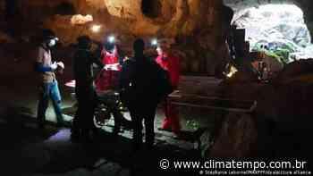 Grupo vai passar 40 dias sem luz do dia numa caverna - Climatempo Meteorologia - Notícias sobre o clima e o tempo do Brasil