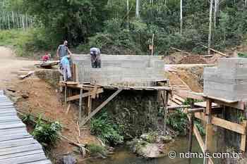 Suportes da Ponte Hercílio Luz se transformam em novas pontes em SC - ND Mais