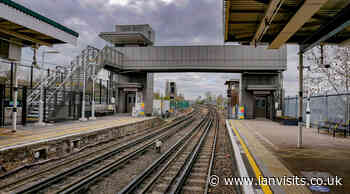 Debden station on the Central line goes step-free - IanVisits