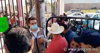 Condicionan vacuna en Lagos de Moreno; piden cita y doble registro - Periódico AM