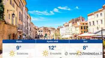 Météo Aix-en-Provence: Prévisions du lundi 12 avril 2021 - 20minutes.fr