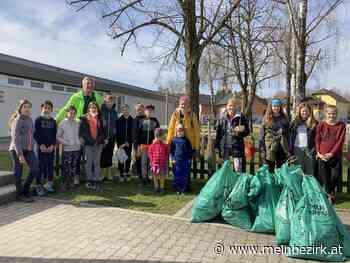 """Rottenbach räumte auf: """"Den Jungen ist eine saubere Umwelt wichtig"""" - Grieskirchen & Eferding - meinbezirk.at"""