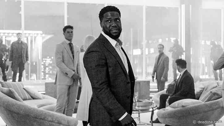 Kevin Hart & Woody Harrelson Action Comedy 'Man From Toronto' Sets MLK 2022 Debut - Deadline