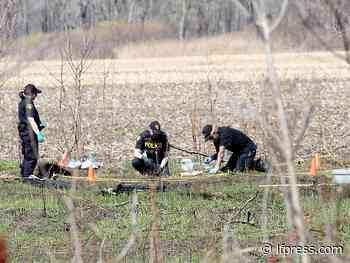 OPP forensic officers scouring area on Walpole Island - London Free Press (Blogs)