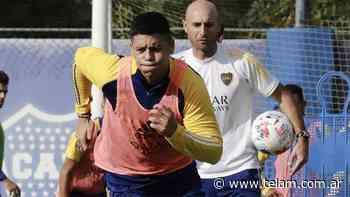 Marcos Rojo se entrenó normal, y se incorporaron Maroni y Obando - Télam