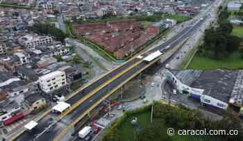 Esta semana será habilitado el Puente Industriales de Dosquebradas - Caracol Radio