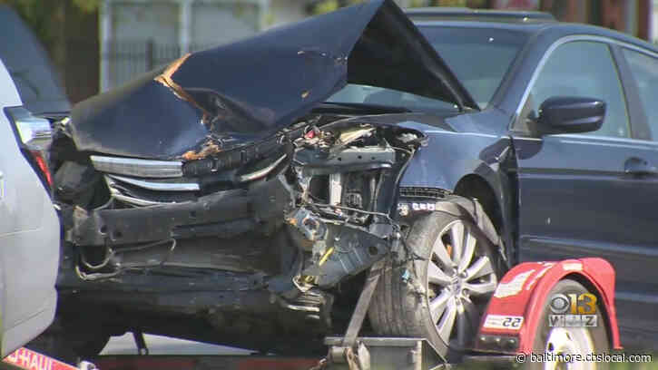 Despite Less Traffic, Nearly 600 Marylanders Died In Crashes Last Year, Department Of Transportation Says