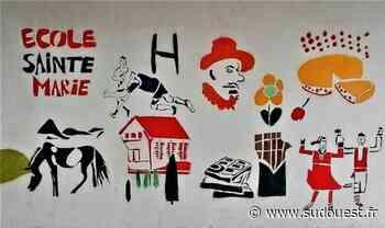 Cambo-les-Bains : face à la crise sanitaire, la communauté éducative préserve le lien social - Sud Ouest