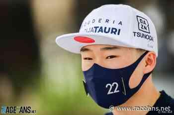 RaceFans Round-up: Tsunoda surprised to make bigger impact in Europe than Japan after debut - RaceFans