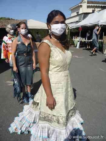 Izon : concours d'arts et déchets - Sud Ouest