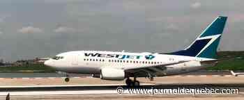 WestJet annule ses vols vers le Sud jusqu'en juin