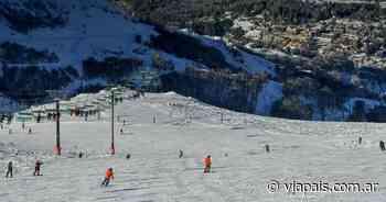 """""""Cerro Punta Negra"""" el lujoso centro de esquí que planean construir en el Valle de Uco - Vía País"""