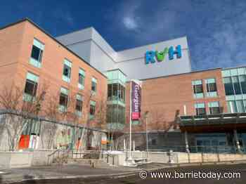 Barrie hospital kicks into high gear as more COVID patients arrive daily from GTA - BarrieToday