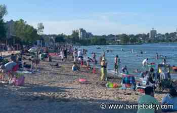 Barbecues, tents officially banned in Barrie parks by the water - BarrieToday