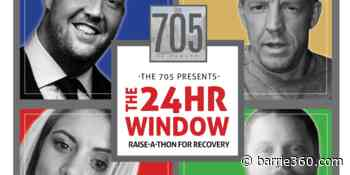 Check out 'The 24hr Window' a raise-a-thon for recovery – Barrie 360 - Barrie 360
