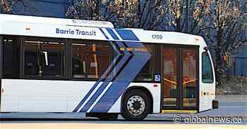 2 Barrie Transit drivers test positive for COVID-19 - Globalnews.ca