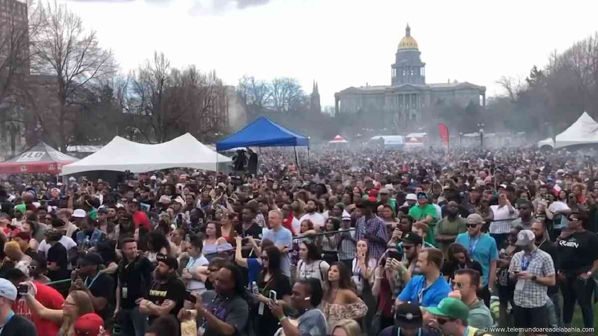 Suspenden celebración del 4/20 por segundo año consecutivo en San Francisco - Telemundo Area de la Bahia