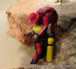 Corpo de adolescente é encontrado por bombeiros em barragem de Igarassu - Diário de Pernambuco