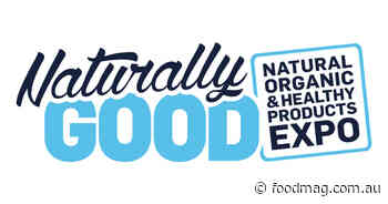 Naturally Good Expo returns to Sydney for 2021 - FOOD Magazine - Australia