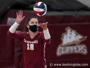 Newburyport volleyball set up for success, thanks to Sydney Yim - The Boston Globe
