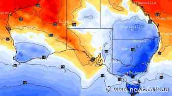 Coldest temperatures of 2021 so far recorded in Sydney, Melbourne and the chill is here to stay - NEWS.com.au