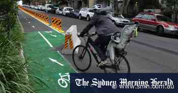 Sydney's pop-up cycleways to remain for another two years - Sydney Morning Herald