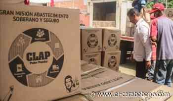 Con gusanos y gorgojos entregaron alimentos CLAP a habitantes de Tocuyito (video) - El Carabobeño