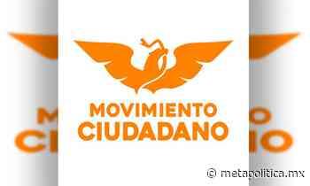 Movimiento Ciudadano exige cese la violencia política contra Paulina Bedolla en Zacapu - Meta Política