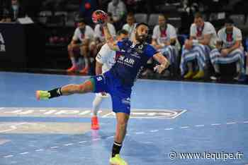 Montpellier prend une petite avance contre Berlin en quarts de finale aller de Ligue européenne - L'Équipe.fr
