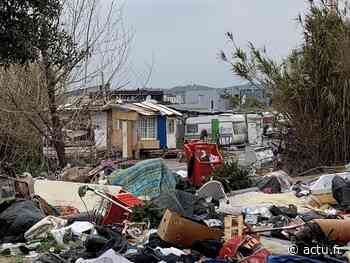 Montpellier : après le squat des Archives, la Municipalité travaille sur le bidonville de Celleneuve - actu.fr
