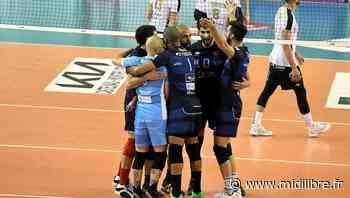 """Volley-ball : le Montpellier CVUC a la recette d'un bon """"quatre-quarts"""" - Midi Libre"""