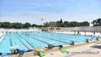 Montpellier : les bassins de plein air ouverts à tous les publics sur réservation - Midi Libre