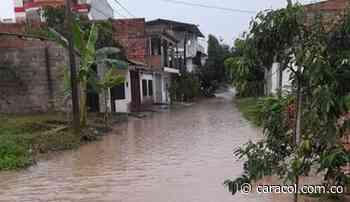 Más de 20 familias quedaron damnificadas en Armero Guayabal, Tolima - Caracol Radio