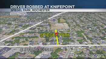 Police searching for suspects in carjacking near Clifford Avenue