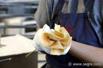 El Rosal de Tàrrega calcula vender unas 15.000 rosas de galleta por Sant Jordi - SEGRE.com